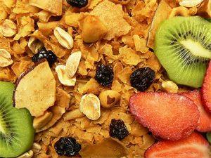 Debemos consumir alimentos ricos en fibra