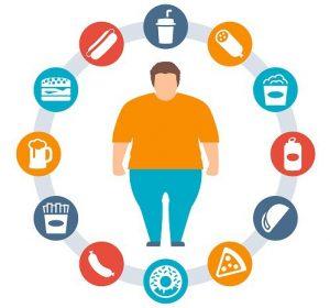 Comida rápida y muy calórica, enemigos de la obesidad