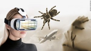 Realidad virtual para superar fobias