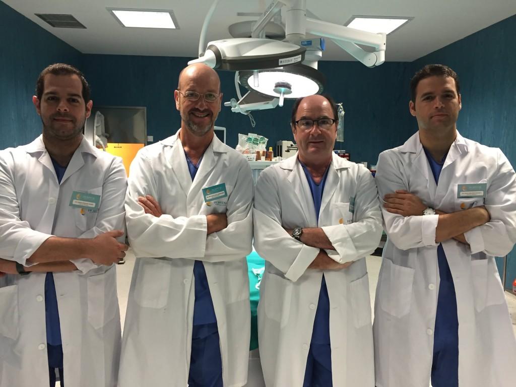 Cirugía en huelva