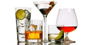El exceso de alcohol durante las fiestas es un factor importante a evitar